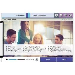 Hybrid Agile eLearning Course