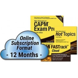 CAPM® Exam Prep System, 4th...